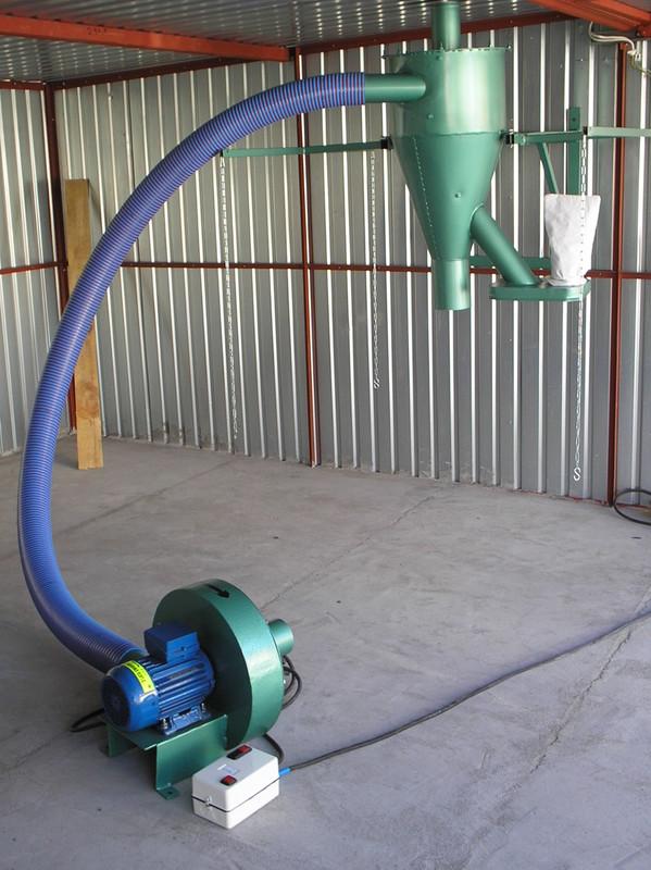 Пылеулавливающие агрегаты своими руками 79